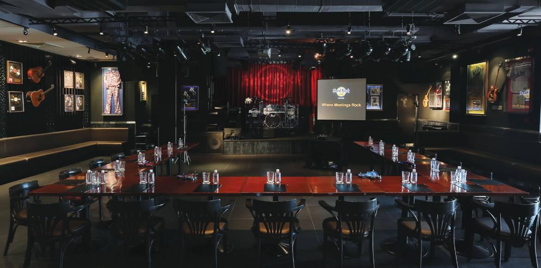 Indie Night Hard Rock Cafe