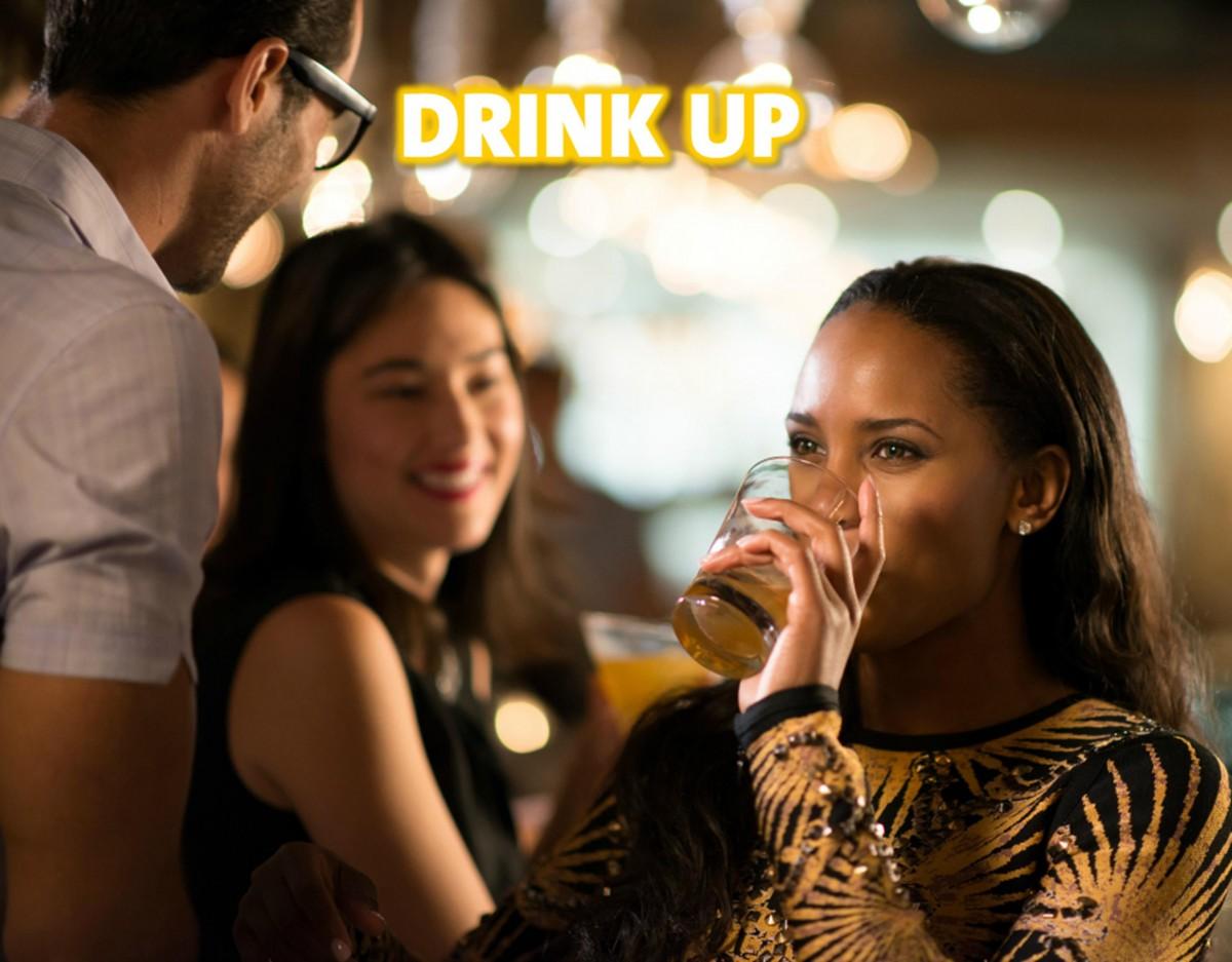 DRINK UP THUMB - WP
