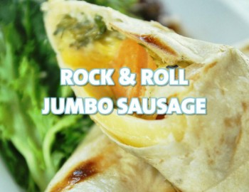 Rock n Roll sausage thumb - wp